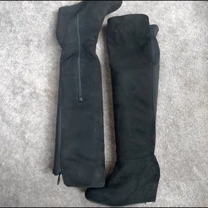 Shoes - Over The Knee Boot